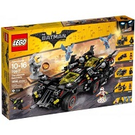 LEGO BATMAN SUPER BATMOBIL 70917