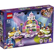 Lego Friends - Konkurs pieczenia 41393