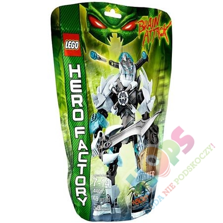 Lego Hero Factory Stormer 44010