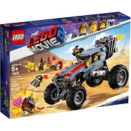 LEGO MOVIE ŁAZIK EMMETA I LUCY 70829