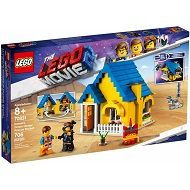 LEGO MOVIE DOM EMMETA RAKIETA 70831