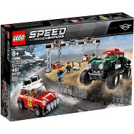 LEGO SPEED CHAMPIONS 1967 MINI COOPER S RALLY ORAZ 2018 MINI JOHN COOPER WORKS BUGGY 75894