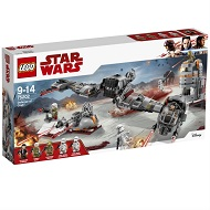 lego star wars obrona crait 75202