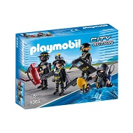 Playmobil City Action Jednostka Specjalna 9365