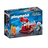 Playmobil City Action Robot Do Gaszenia Pożaru 9467