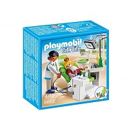 playmobil city life dentysta 6662