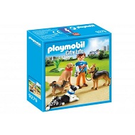 playmobil city life trener psów 9279