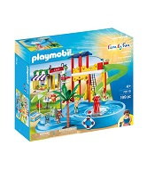 PLAYMOBIL FAMILY FUN PARK WODNY 70115