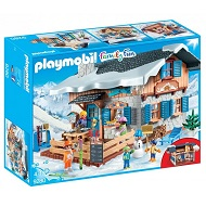 Playmobil Family Fun Chata Górska 9280