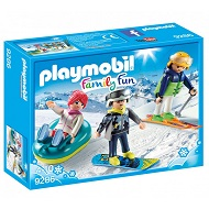 Playmobil Family Fun Sporty Zimowe 9286