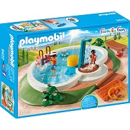 Playmobil Family Fun Basen 9422
