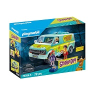 Playmobil Scooby-Doo Auto Mystery Machine 70286