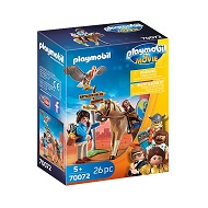 Playmobil The Movie Marla z Koniem 70072