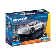 Playmobil The Movie Porsche Mission E Rexa Dashera 70078