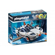 Playmobil Top Agents Agent P. I Racer 9252