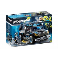 PLAYMOBIL TOP AGENTS PICK-UP DR.DRONEA 9254