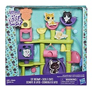 LITTLEST PET SHOP KOCI PLAC ZABAW E2127