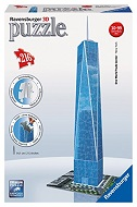 PUZZLE 3D NEW WORLD TRADE CENTER RAVENSBURGER